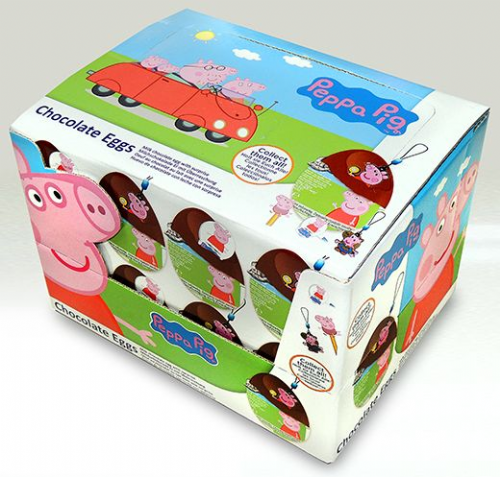 PEP04 PEPPA PIG CHOCOLATE EGG
